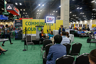 ASSP Communities Lounge