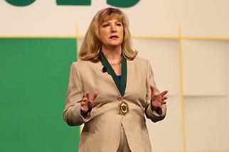 ASSP President Diana Stegall