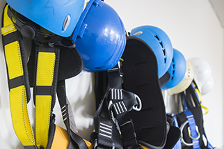 fall protection safety gear