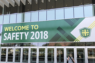 Welcome to ASSP Safety 2018