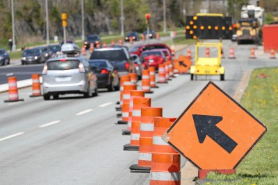 Roadway Work Zone