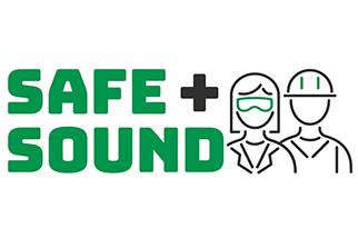 Safe + Sound Week Logo