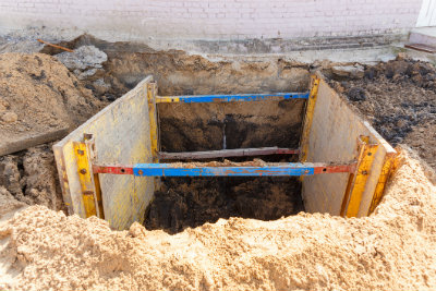Protective Trenching System