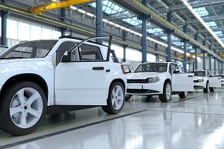Vehicle production web