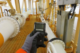 Worker testing for hydrogen sulfide