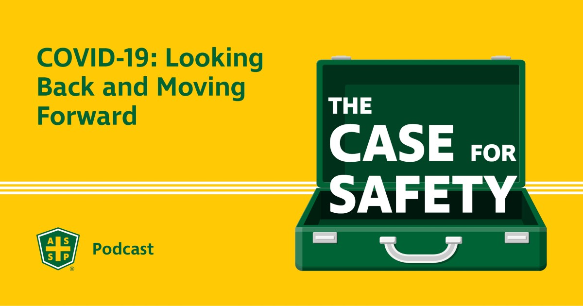 The Case for Safety COVID Retrospective Graphic