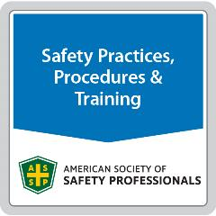 Safety Practices, Procedures & Training-01
